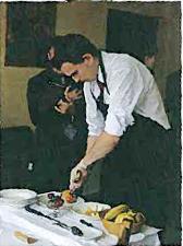 Arts de la table au Lycée Hôtelier