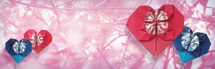 Coeur à plier par BienManger.com