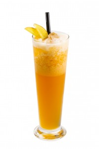 Cocktail sunny coconut